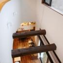 とんがりぼうしの家の写真 内観5