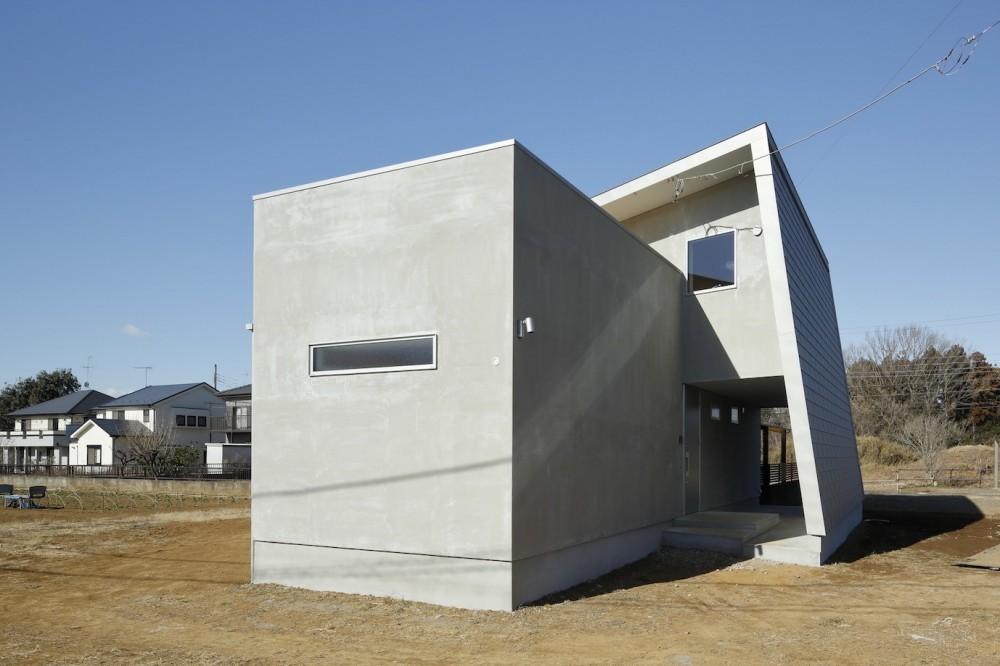 ナナメの家 (外観1)