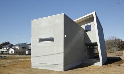 ナナメの家