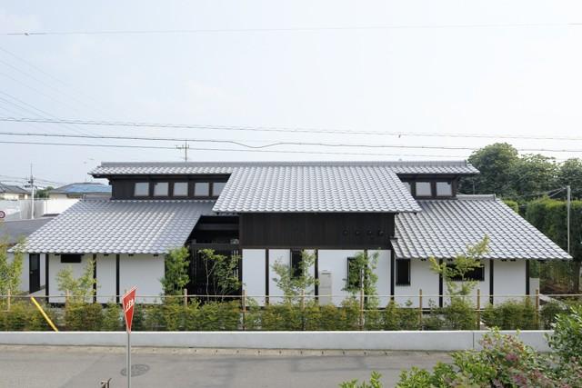 茨城県の減築計画 (外観1)