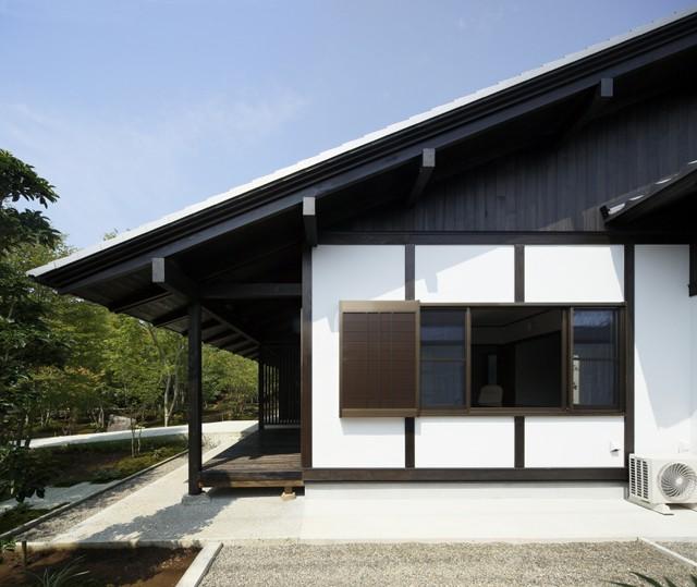 茨城県の減築計画 (外観3)
