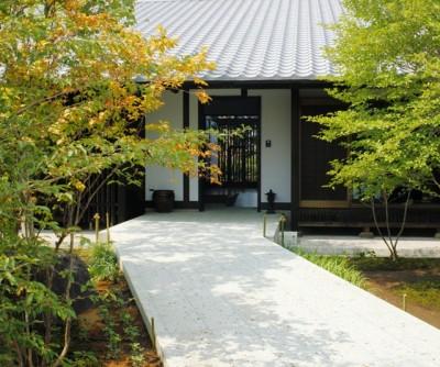 外観4 (茨城県の減築計画)