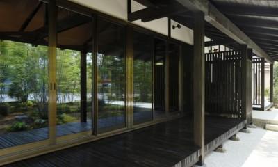 茨城県の減築計画 (外観5)