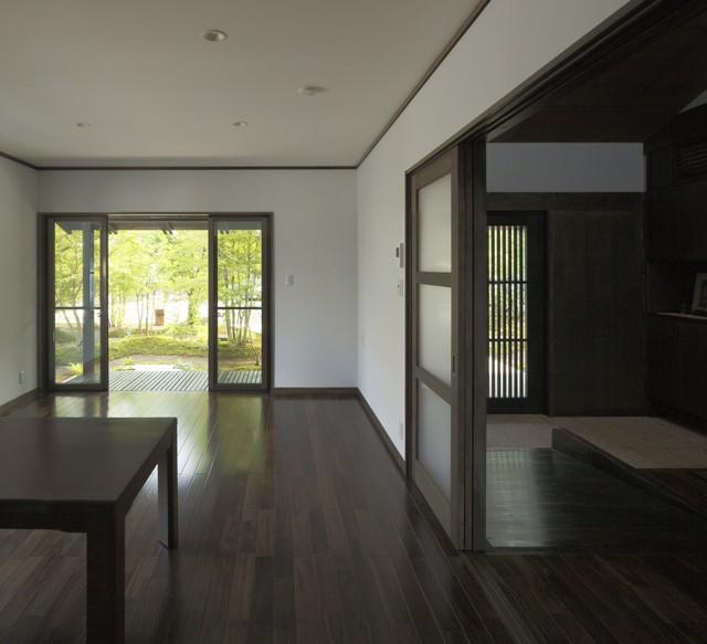 茨城県の減築計画 (内観3)