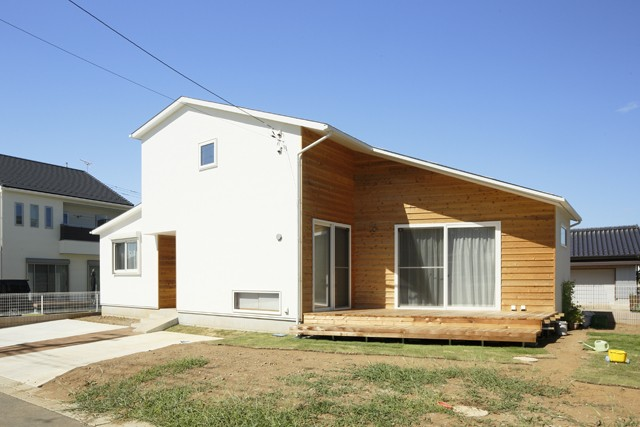 家具屋の家 (外観1)