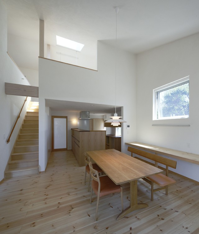 家具屋の家 (内観1)