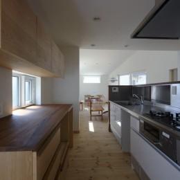 家具屋の家 (内観3)