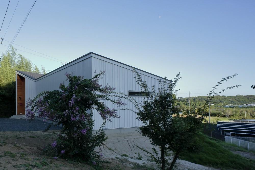 丘の上の家 (外観4)
