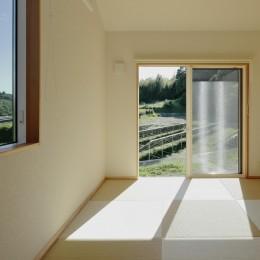 丘の上の家 (内観3)