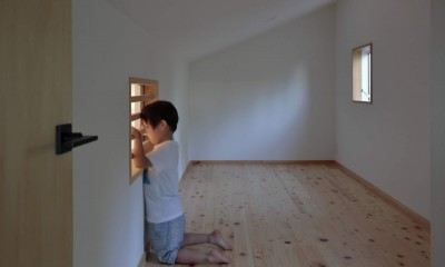 丘の上の家 (内観5)