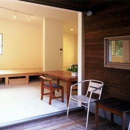 大きくくらす、小さな家