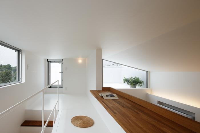上鶴間の家 (ロフト)