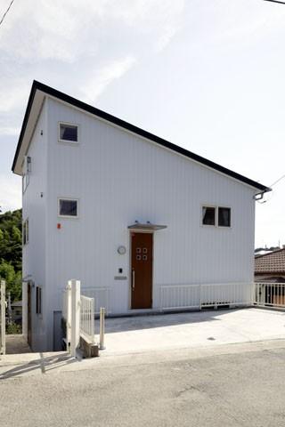 本棚階段のお家 (内観2)