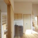 本棚階段のお家の写真 内観3