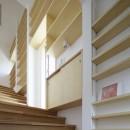 本棚階段のお家の写真 内観4