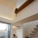 上鶴間の家の写真 リビング