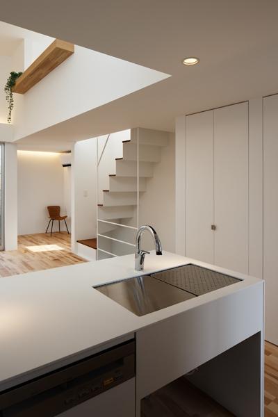 上鶴間の家 (キッチン)