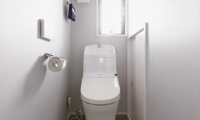 N邸_これからの夫婦の暮らし (トイレ)
