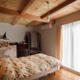 守谷の住宅 (1階個室)