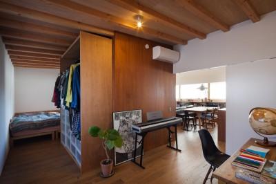 2階個室 (守谷の住宅)