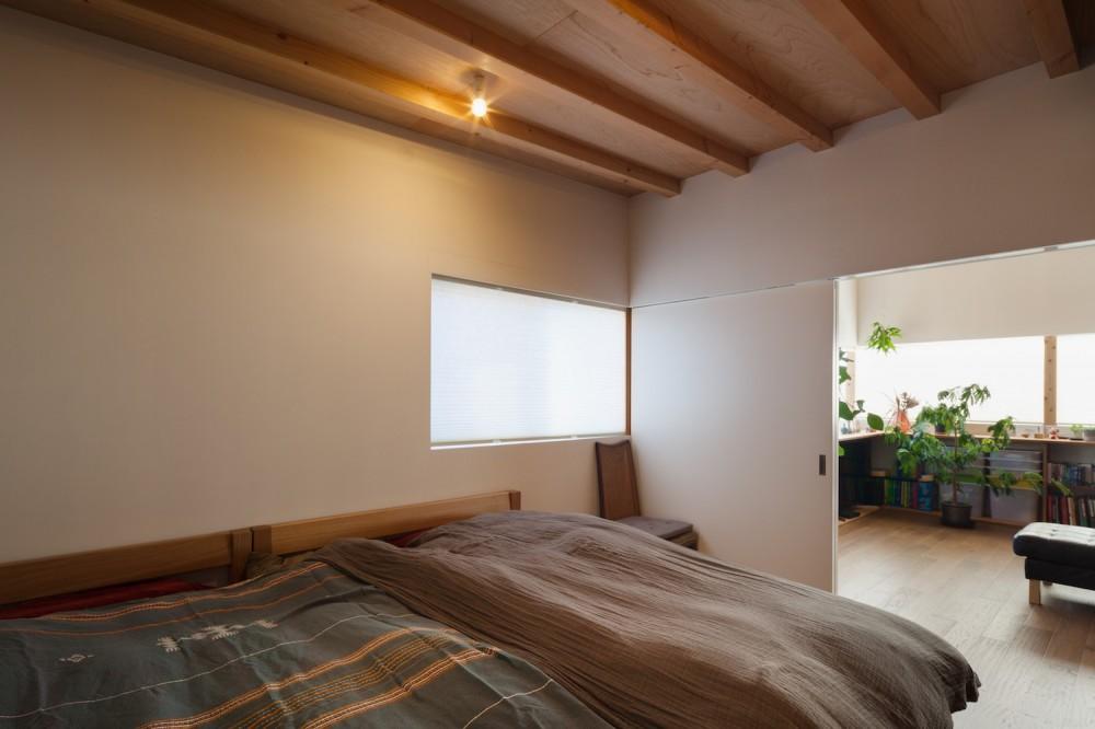 守谷の住宅 (2階個室)