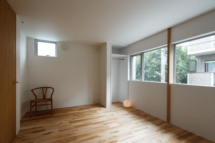 上鶴間の家 (寝室)