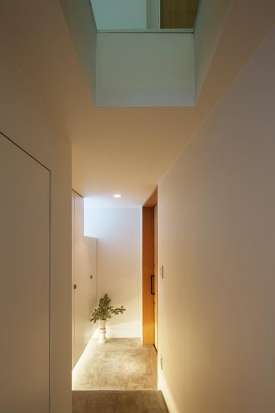 上鶴間の家の部屋 玄関ホール