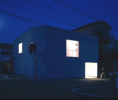 外観 (橋本の住宅)