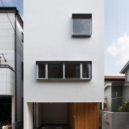 上鶴間の家 (外観)