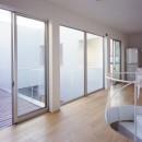 橋本の住宅の写真 2階LDKスペース