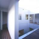 橋本の住宅の写真 2階テラス