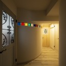 築31年 マンション フルリノベーションの写真 玄関ホール