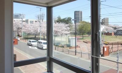 眺めが3倍良くなる窓!景色を切り取る窓のある家