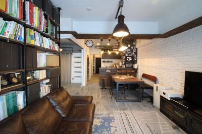 LDK (居心地の良いオフィス空間でクリエイティブな発想を。)
