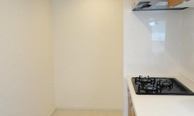 キッチン|純和室のある住まい