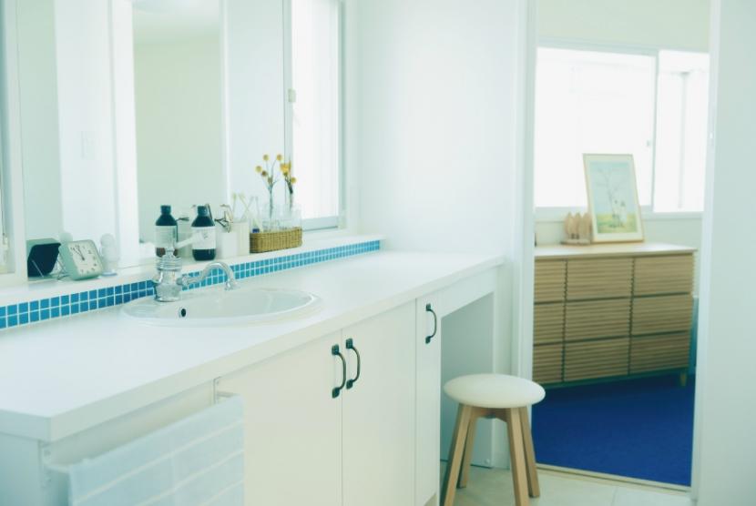 リノベーション / Leafの部屋 洗面室