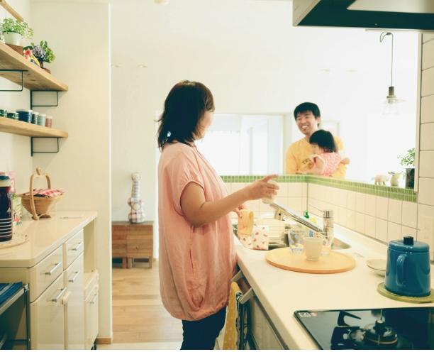 リノベーション / Leafの部屋 キッチン