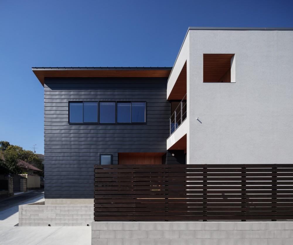 胡桃の家 (東側外観)