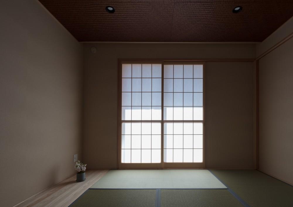 胡桃の家 (シンプルな和室)