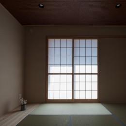 若久の家 (シンプルな和室)