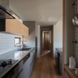 若久の家 (キッチン)