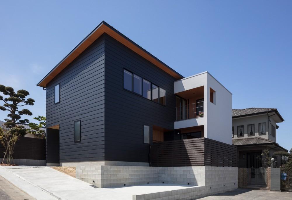 胡桃の家 (南側外観)