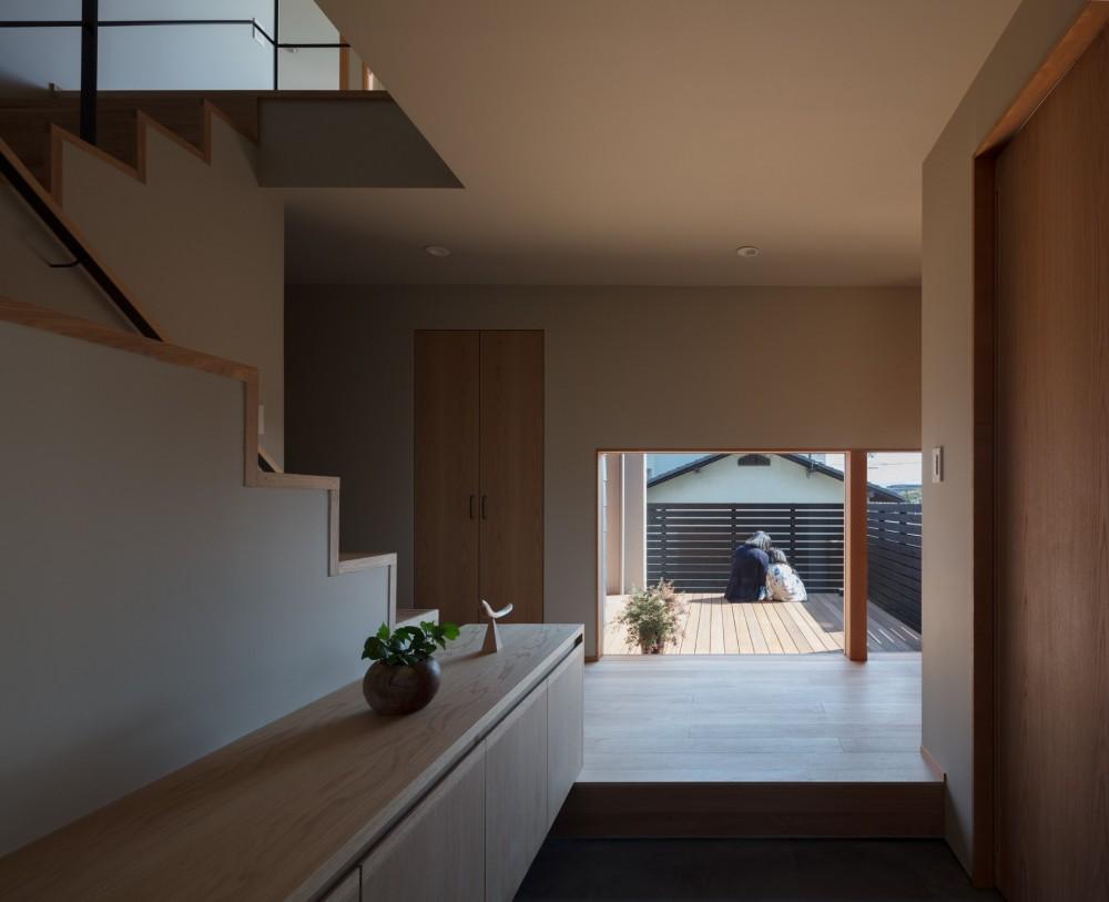 胡桃の家 (玄関ホール)