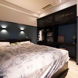ベッドルーム (MISCな風)