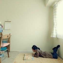 リノベーション / cozy (子供部屋1)