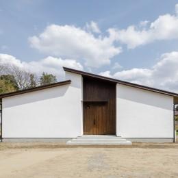 ギャラリーの家 (外観1)