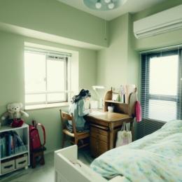 リノベーション / cozy (子供部屋2)