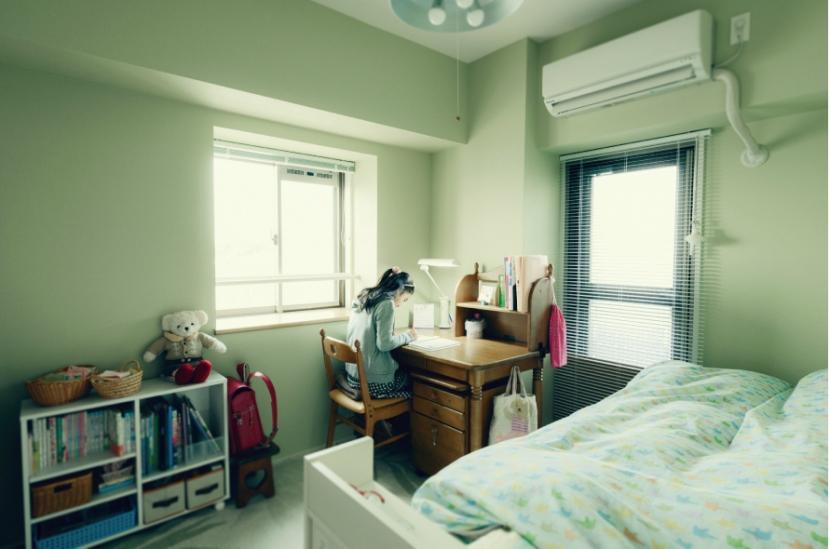 リノベーション / cozyの部屋 子供部屋2