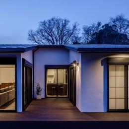 ギャラリーの家