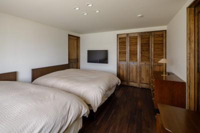 寝室 (ギャラリーの家)